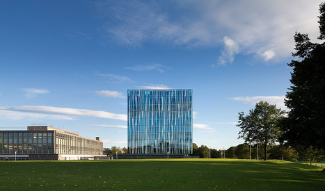 schmidt hammer lassen architects: university of aberdeen new library - designboom | architecture | Scoop.it