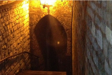 Is this the ghost of the Lincoln's Greestone Steps hanging monk? - This is Lincolnshire | E.A.P.I. | Scoop.it