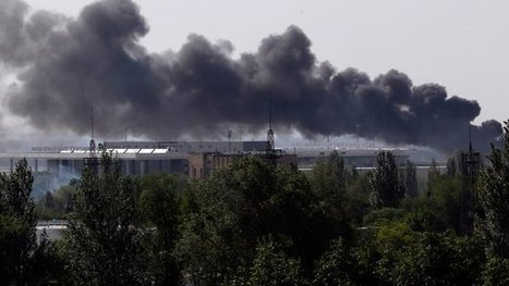 New Ukraine Government Launches Airstrikes and Prepares Austerity Measures | Unthinking respect for authority is the greatest enemy of truth. | Scoop.it