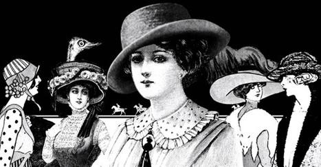 La vie de Coco Chanel relatée en Motion Design | French film | Scoop.it