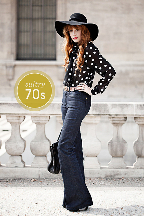 What's Your Retro Style? | Camille Styles | Fashion & Style - News, Trends, Advice For The Busy Working Woman | Scoop.it
