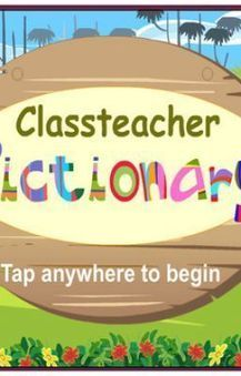 Pictionary Classteacher Apple Apps(Free) | Educational Videos & Games for Kids | Scoop.it