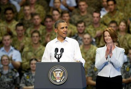 Making the world a more dangerous place – the eager role of Julia Gillard   Psycholitics & Psychonomics   Scoop.it