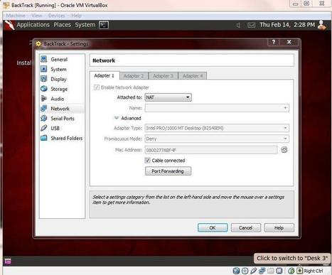 How to install Backtrack with VirtualBox. - The Hackers Linux Distro — Paul Alkema   BackTrack   Scoop.it