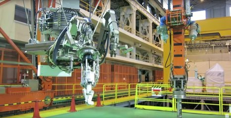 Toshiba Unveils Robot Designed to Disassemble Parts of the Fukushima-Daiichi Power Plant | Vous avez dit Innovation ? | Scoop.it