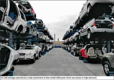 Brisk new auto sales good for recyclers - American Recycler Newspaper | Revive My Auto | Scoop.it