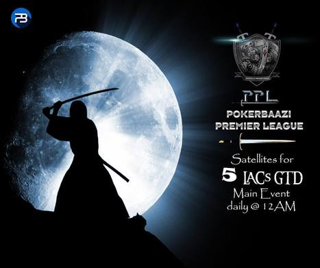 Online poker game Premier League (PPL) is here! INR 12 Lakhs guaranteed in 5 days.   online poker in India   Scoop.it