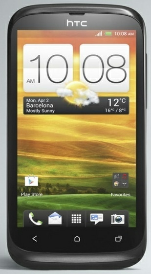 HTC Desire V: un smartphone Dual SIM sous Android 4.0 | Android's World | Scoop.it