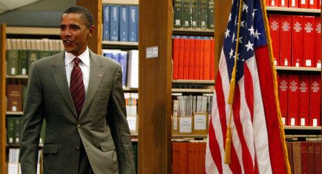 Obama presidential library campaign begins - Politico   Restore America   Scoop.it