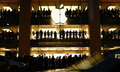 Apple – losing out on talent and in need of a killer new device | Leadership by @AngusWoodhead | Scoop.it