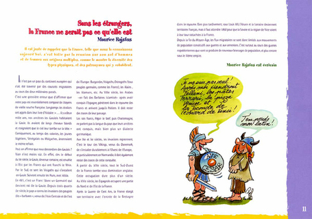 Mon album de l'immigration en France – Collectif dirigé par José Jover (Tartamudo éditions, 2003) | • Bande dessinée • Comics book • | Scoop.it