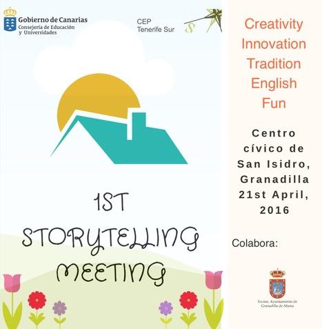 First storytelling meeting CEP Tenerifesur   CEP Tenerife Sur   Scoop.it