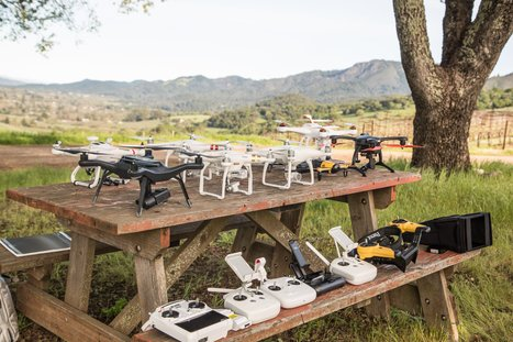 The 2016 Guide to Drones | Make: DIY Projects and Ideas for Makers | tools for learning and teaching | Scoop.it