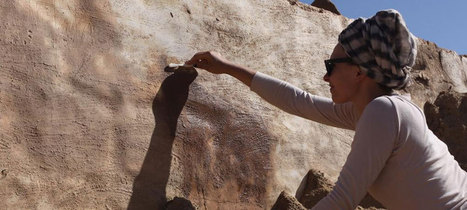 Angels, toilets and graffiti revealed at Sudanese monastery   Archaeology News   Scoop.it
