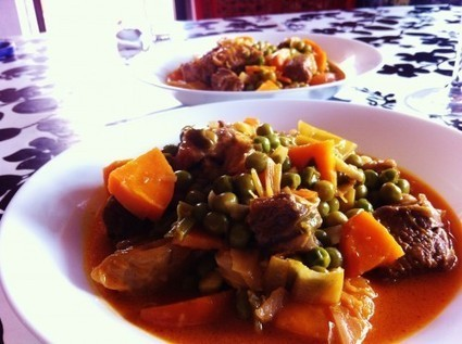 O acém, a pimenta da terra e as infusões – receita oferta Espaço Açores | daCozinha | Foodies | Scoop.it