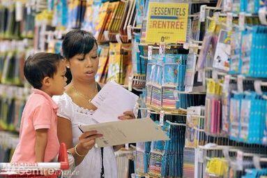 Rentrée scolaire: l'heure est aux économies pour les consommateurs | pduc | Scoop.it