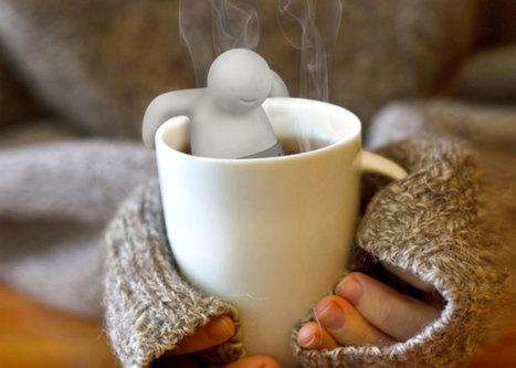 50 infuseurs très drôles et originaux qui vont vous rendre amoureux du thé   Pèle-mêle   Scoop.it