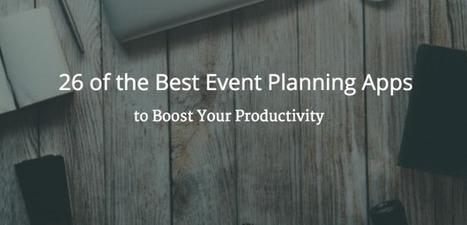 26 Best Event Planning Apps | Ticketbud | Focus on Green Meetings & Digital Innovation | Scoop.it