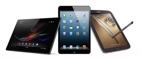 L'Actu de la Com' et du Web : Quelle tablette tactile choisir ? Comparatif complet du top15 ! | Actu de la Com' et du Web | Scoop.it