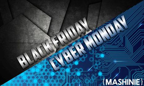 Best Black Friday & Cyber Monday 2015 Deals For Bloggers   Mashinie (Online Tech Wizard)   Scoop.it