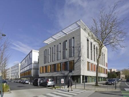 Archipel Habitat Head Office / Bruno Gaudin Architectes | Philippe TREBAUL on SCOOP.IT - @TREBAULPhilippe - MAJORS DE LA FILIERE BTP - WWW. COPTOS.COM | Scoop.it