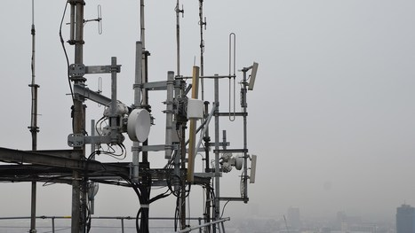 As mobile bandwidth increases five-fold by 2018, backhaul needs to support 10Gbit/s | Smart Muni Cell - Smart Metro Cell - Municipal Wireless | Scoop.it
