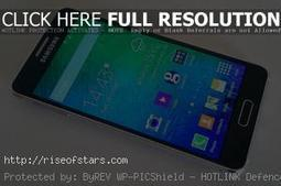So do you get the most out of your Samsung Galaxy S6 | World News | Scoop.it
