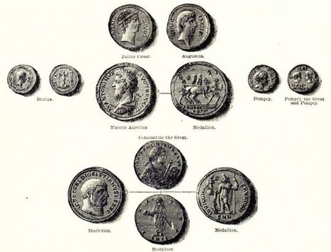 How Did These Ancient Roman Coins End Up in Japan? | Outbreaks of Futurity | Scoop.it