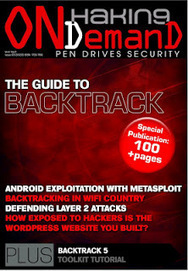 Haking On Demand The Guide To Backtrack Tips pdf Free ... | WatchSecurity | Scoop.it