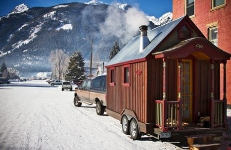 The Ski Journal   Chatter   Sidecountry Safari: Giffin, Baker, and One Tiny House on Wheels   Small All Season Homes On Wheels   Scoop.it