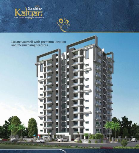 Sunshine Kalyan Sikar Road Jaipur - 3 BHK Luxury Apartments, Flat for Sale   Property in Jaipur   Scoop.it
