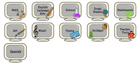 Interactive Learning Sites for Education K - 5 | Elementary Classroom Resources | Scoop.it