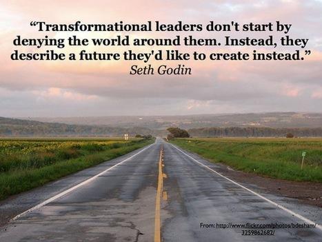 Defining Leadership - George Ambler | Leadership | Scoop.it