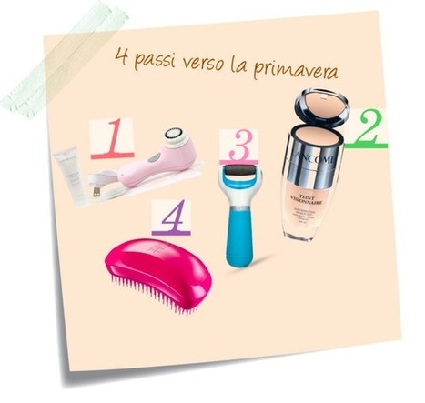 ...a mon avis: Quattro passi verso la primavera | Beauty | Scoop.it