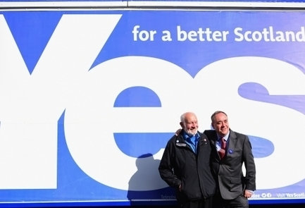 New Statesman | The Yes campaign is winning the ground war in Scotland | Referendum 2014 | Scoop.it