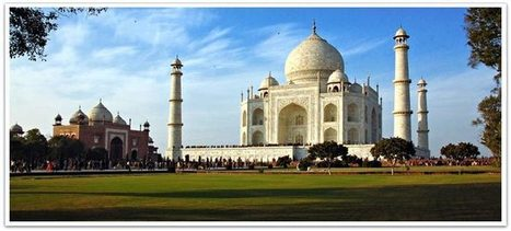 Taj Mahal - Bring Back the Love | Visit India | Scoop.it