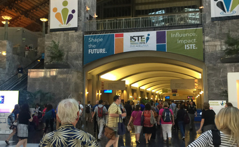 The ISTE Conference is quite the Learning Experience!! | digital divide information | Scoop.it