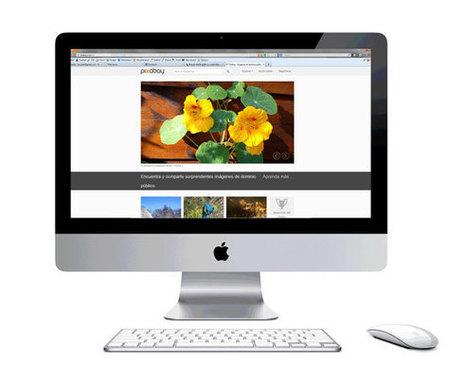 Imagenes de dominio público: Pixabay | El Mundo del Diseño Gráfico | Scoop.it