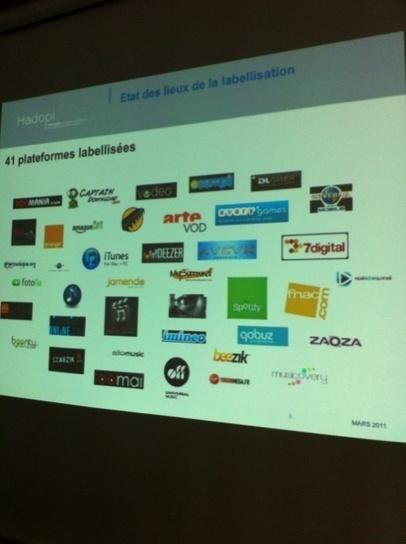 les 41 plateformes labellisées PUR   L'actualité de la filière Musique   Scoop.it