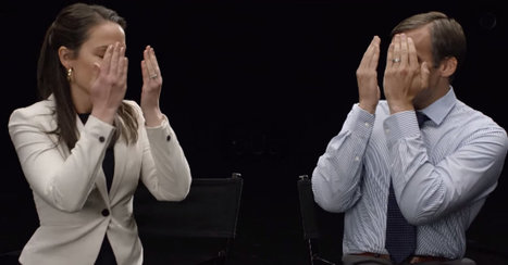 Young, Attractive Couple Reacts to Seeing Each Other as Old People | Emotional Intelligence Quotient | Scoop.it