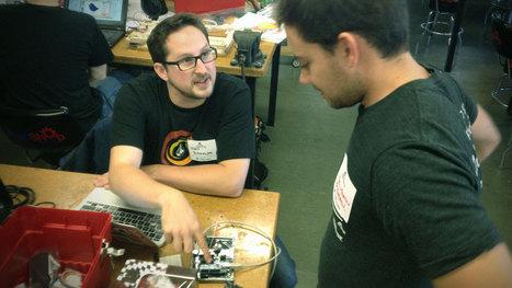 Data Driven hackathon kicks off Boing Boing:Ingenuity | Open Hardware | Scoop.it
