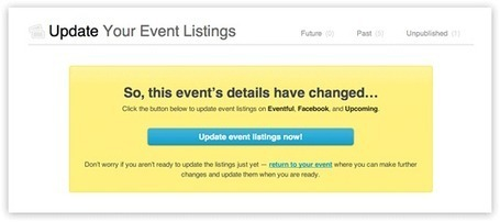 Event promotion made easy for venues & promoters - crowd.fm | Social Media Stategies | Scoop.it