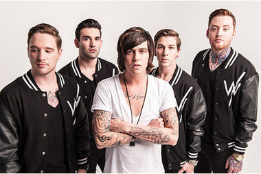 Review: Sleeping With Sirens, Rock City - Nottingham Post | Music | Scoop.it