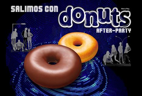 365 IDEAS DE NEGOCIO: ¿Te comerías un Donut en la discoteca?   InnovAdores   Scoop.it