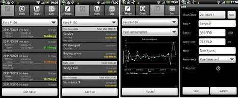 Top 10 Free iPhone and Android Car Apps With GPS System | Technology News | Scoop.it