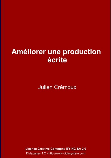Améliorer une production écrite | Languages in the UK | Scoop.it