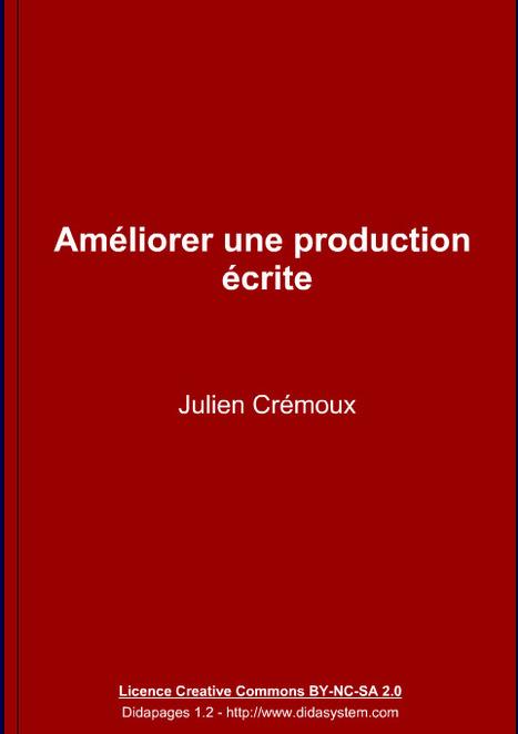 Améliorer une production écrite | français langue étrangère | Scoop.it