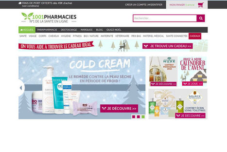 "1001Pharmacies gagne son procès contre Caudalie | La pharmacie de demain sera-t-elle ""click & mortar""? | Scoop.it"
