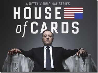 House of Cards vs. books: How much do e-books and p-books compete with other forms of entertainment? | Ebook and Publishing | Scoop.it