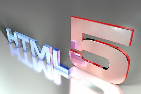 6 Benefits Of Using HTML5 In eLearning | Transformational Teaching, Thinking, and Technology | Scoop.it